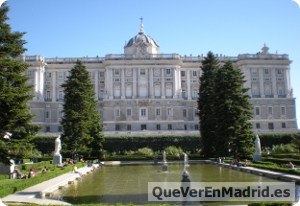 Palacio Real de Madrid 2